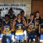 6th grade boys Sharon Tournament Division Champ