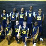 7th Grade Team - Coach Pacley